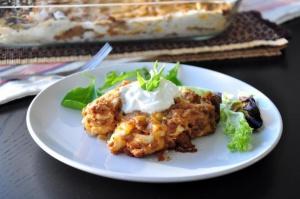 Tasty Burrito Casserole
